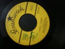 THE ADMIRATIONS LONELY STREET 45 RECORD HEY MAMMA