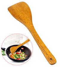 Non-stick Wooden Cooking Shovel Spatula Turner Utensil Kitchen wood shovel New.