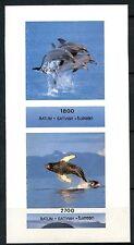 Batum Marine Life Imperf MNH M/S #A32203