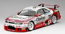 Nissan Skyline Gt-r Lm #23 Clarion 24h Le Mans 1995 1:18 Model