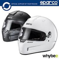 003355 Sparco SKY KF-5W Karting Kart Helmet Carbon Fibre SNELL KA 2015 FIA