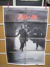 A7676 JULES ET JIM, F.TRUFFAUT J.MOREAU