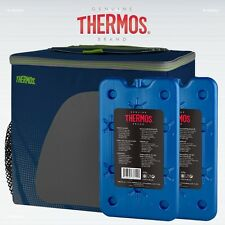 Thermos Radiance Cool Bag - 36 Can Navy + 2x400g Freeze Boards