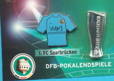 Dfb trofeo final mujeres - 19. abril 2008-final pin 1.fc Saarbrücken plus pokalpin - *
