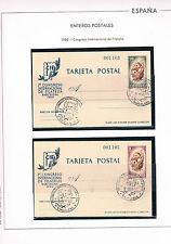 España. Enteros Postales
