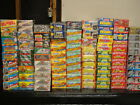 20-25 YEAR OLD BASEBALL CARDS IN FACTORY SEALED PACKS PLUS BONUS