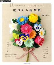 Flowers Origami - Japanese Craft Book