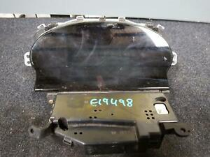 Toyota Echo Instrument Cluster NCP10 Manual 10/99-09/02