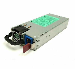 HP Server Power Supply PSU 1200W Hot Plug DPS-1200FB 570451-101 579229-001-PD19