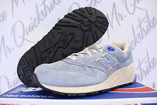 NEW BALANCE 999 WOOLLY MAMMOTH PACK SZ 9 LIGHT BLUE BEIGE ROYAL ML999MMV