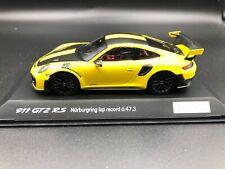 Porsche 911 GT2 RS Nürburgring Lap Record WAX02026473