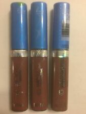 3 X CoverGirl WetSlicks Amazemint Lip Gloss, Toast-ed #655 NEW & SEALED