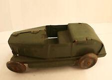 Penny toy voiture décapotable en tôle France ancien 9 cm RARE tin toy