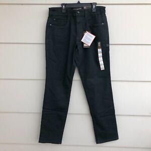 5.11 Tactical Pants Defender Flex Stretch Oil Green Slim Fit Mens 31x32 NEW