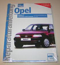 Reparaturanleitung  Opel Astra F Limousine / Caravan - Baujahre 1991 bis 1998!