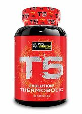 T5 EVOLUTION™3 FAT BURNERS - STRONGEST DIET PILLS EXTREME WEIGHT LOSS SLIMMING