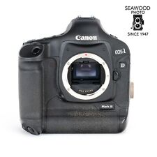 Canon EOS-1D Mark III 10.1 Mp Less than 4700 Shots!! Excellent