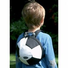 Clippasafe Toddler Daysack Football Lunch Bag Toy Carry Case Backpack School Bag