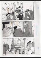 z305 Ai to Fukushuu no Banka Original Japanese Manga Comic Art Published Page