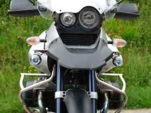 6000K LED Flood Lámparas Luz Kit Para BMW R1150GS R1200GS Aventura (Todas Años)