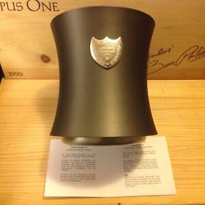 Vintage DOM PERIGNON Royal Shangor Pewter Champagne Bucket, by Martin Szekely