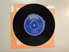 """DENNY MITCHELL SOUNDSATIONS:I've Been Crying-For Your Love-U.K. 7"""" 64 Decca Demo"""