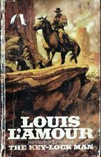 The Key-Lock Man by Louis L'Amour 1984, Paperback