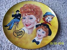 RARE 1982 I Love Lucy Lucille Ball Mike Hagel Artist Pre-Production Proof Plate