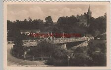 (81645) Foto AK Zwickau i.Sa., Paradiesbrücke m. Ebertschlößchen, 1941