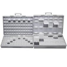 AideTek SMT Resistor Capacitor Storage Box Organizer 0603 0402 BOXAL144+BOXALL48