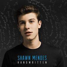 Handwritten (LP) - Shawn Mendes (Blue Vinyl)