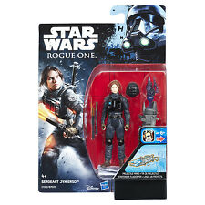 "Star Wars Rogue un sargento Jyn Observatorio (Imperial Infiltrator) 3.75"" Figura Hasbro"
