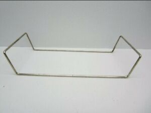 Pampered Chef Metal Rack Wire Holder Baking Stone Stoneware Pizza