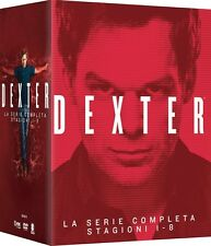 DEXTER COLLECTION STAGIONI 01 - 08 (35 DVD) NUOVA VERSIONE 2015 SERIE TV