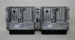 2 x BOSCH 0261S21895 Car ECU Engine Control Units For BMW Series 5 F90 & G30