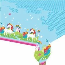 Amscan International 9902104 Licorne Nappe en Plastique