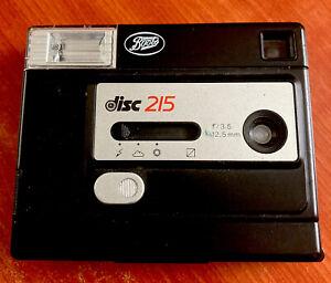 Disc Camera Vintage Photography