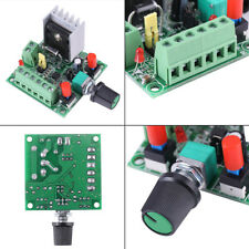 Stepper DC Motor Controller PWM Pulse Signal Generator Speed Regulator Board