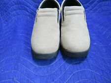 Red Head Mens Slip On Shoes  Light Brown Suede Leather  Size 8M