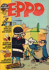 STRIPWEEKBLAD EPPO 1977 nr. 01 - LUCKY LUKE / OLIVIER BLUNDER (COVER) / TRIGIË