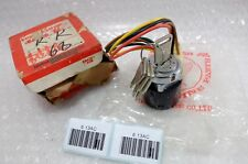 NOS Honda S90 CS90 CL90 Ignition Switch 6 wires 2 klik Rare Item Genuine JAPAN