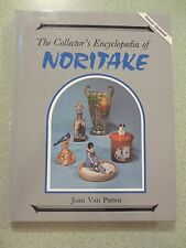 Collector's Encyclopedia of Noritake Porcelain by Joan Van Patten (1984) HC