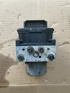 BMW 5er E39 ABS Block Hydraulikblock Steuergerät 34511164848 0265223001