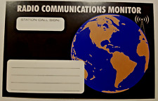 Swl Qsl Cards (pk of 25) -Blank- 2 sided - You Personalize