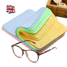 Chamois Leather Glasses Cleaning Cloth Sunglasse Camera lens Spectacle Cleaner A