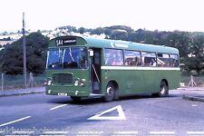 Crosville MCA611P Newcastle Emlyn 22/07/76 Bus Photo