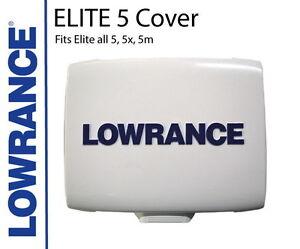 Lowrance Elite5 Elite 5m Elite-5X 5Mark HDI DSI Sun & Dust Cover 000-12750-001