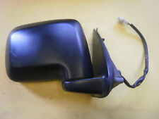 USED FORD MAVERICK 95-01 DOOR MIRROR ELECTRIC BLACK COVER O/S DRIVERS SIDE