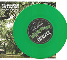 "NOEL GALLAGHER'S HIGH FLYING BIRDS ""The Dying Of The Light"" 7"" green Vinyl"