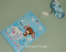 Sanrio SUGARBUNNIES Dog Lanyard ID Card Holder Pass Case 2009